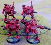 6. Battlesuits 4