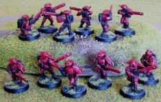 8. Firewarriors 3