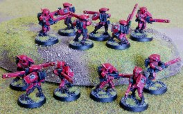 8. Firewarriors 4