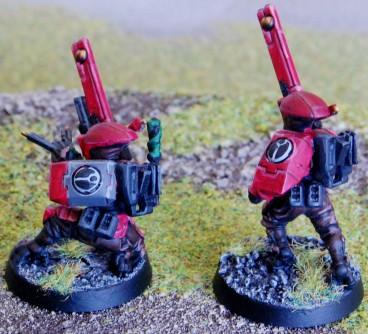 9. Firewarriors Closeup 2