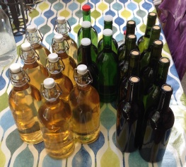 Mmmm 19 Litres of Mead!