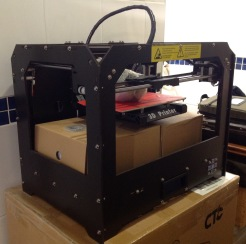New toy - 3D Printer :D